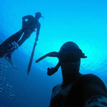 pesca submarina profunda
