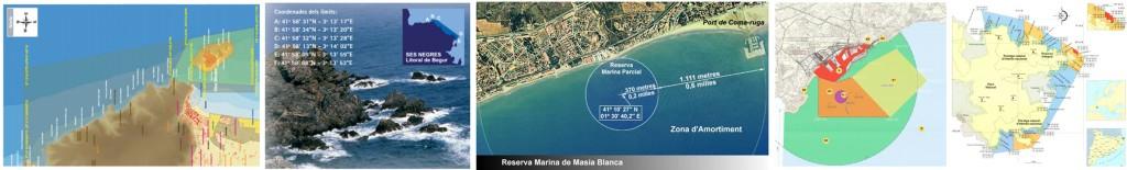zonas protegidas prohibida la pesca submarina cataluña